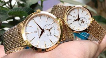 Xu thế mua đồng hồ đôi của giới trẻ 2018