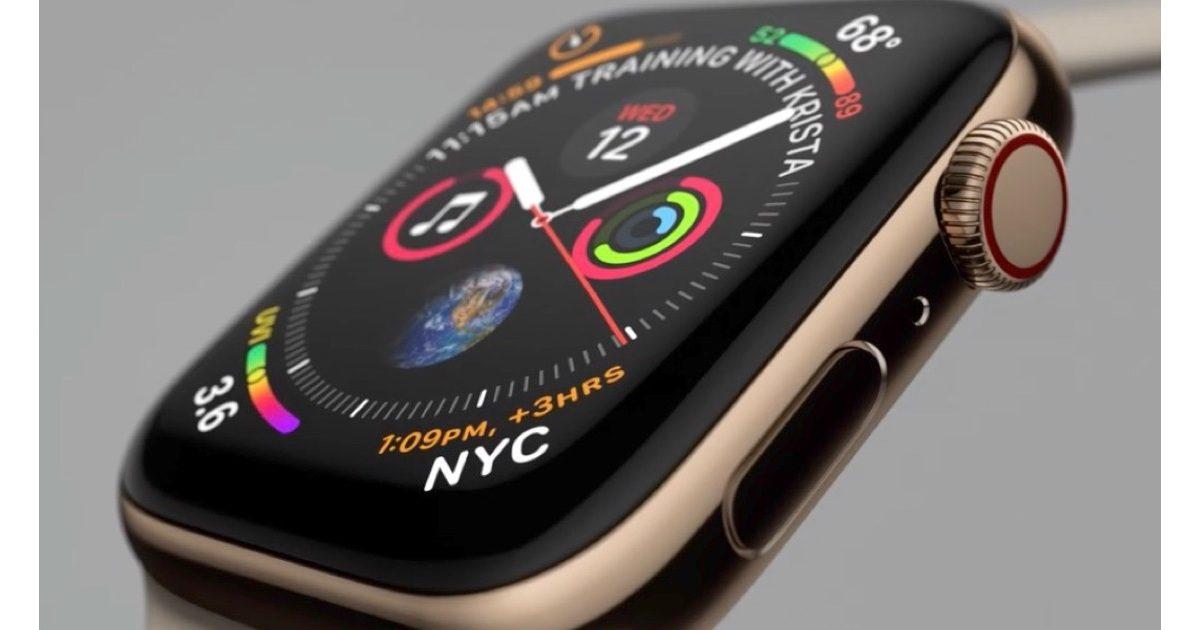 Đánh giá chi tiết đồng hồ Apple Watch Series 4