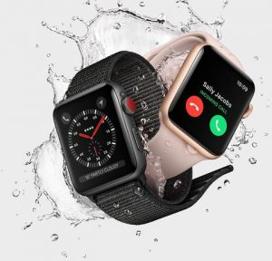 đông hồ Apple Watch Series 3