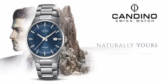 Top 9 mẫu đồng hồ Candino đẹp cho nam giới