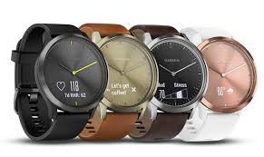 đồng hồ Garmin Vivomove HR