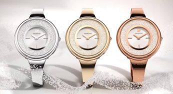 Swarovski hãng đồng hồ tin tưởng của các chị em phái đẹp