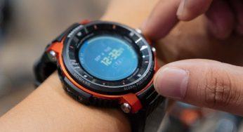 Đồng hồ thông minh Casio WSD-F30 mạnh mẽ, thể thao đầy sức hút