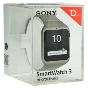 music box sony smartwatch 3 swr50