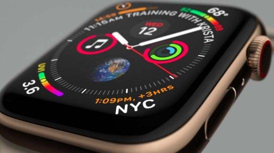 màn hình apple watch series 4
