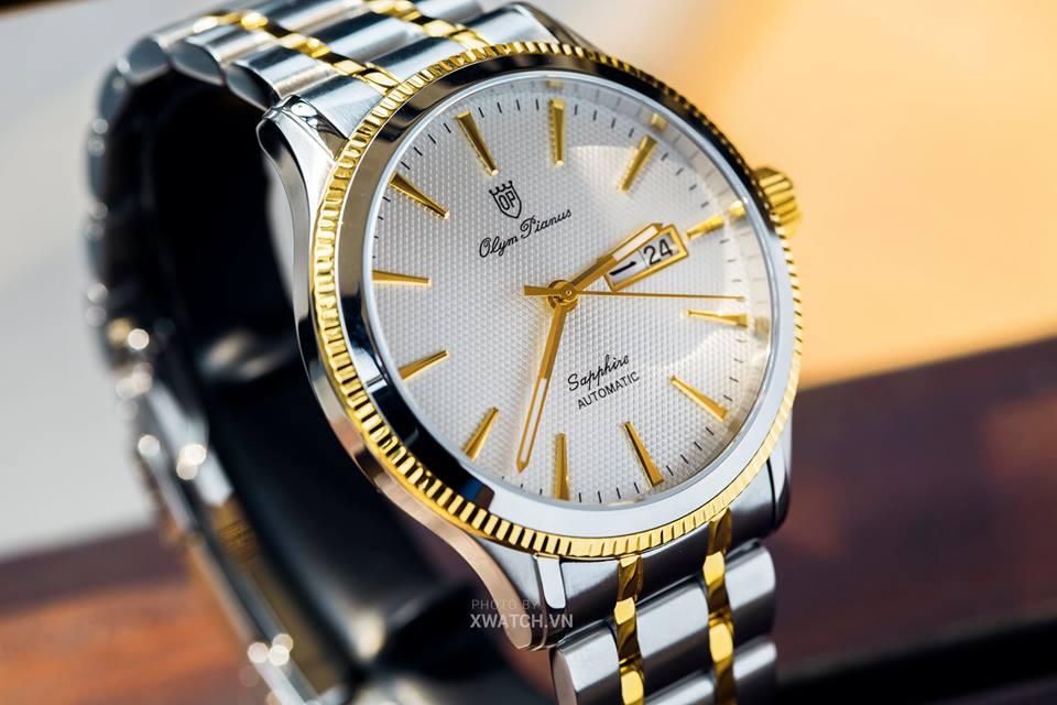 Những mẫu đồng hồ namđược ưa chuộng nhất