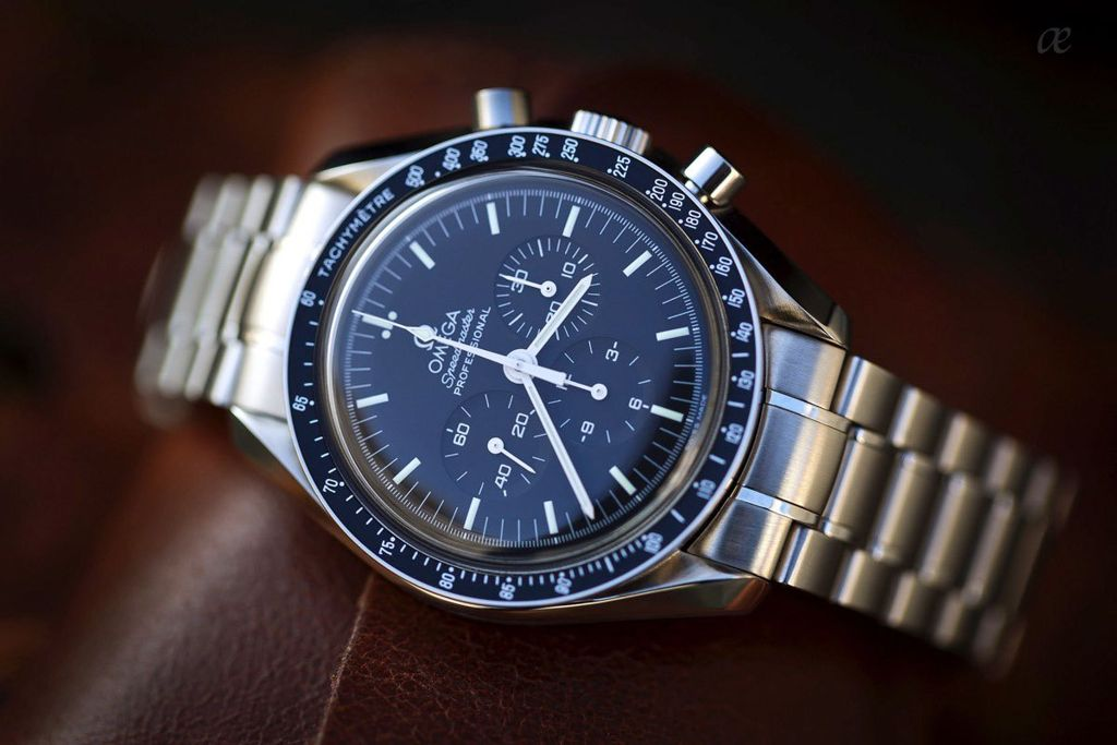 Những mẫu đồng hồ Omega nam chính hãng đẹp